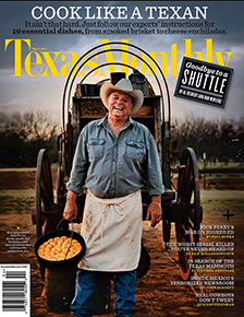 Texas Monthly Front Page
